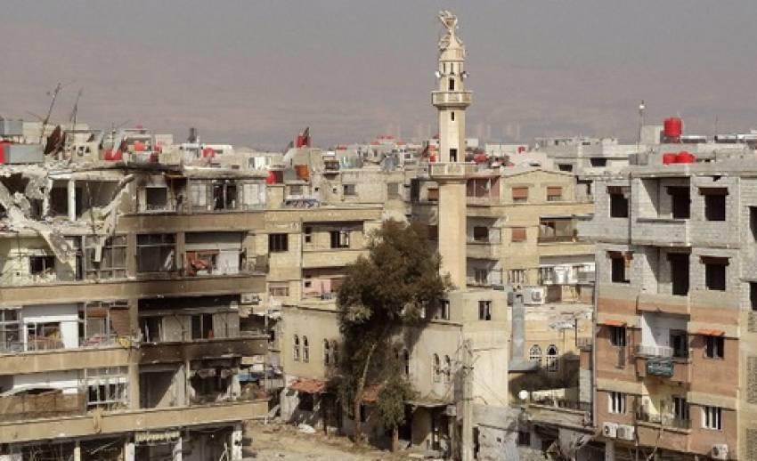 """""""ยูเอ็น""""เยือนกรุงดามัสกัสหารือช่วยเหลือชาวซีเรีย"""