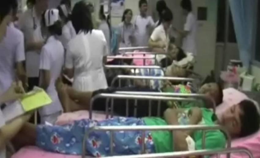เด็กนร.สุพรรณบุรีกว่า 200 คน เกิดอาการท้องเสียขณะเข้าค่ายลูกเสือที่สระบุรี