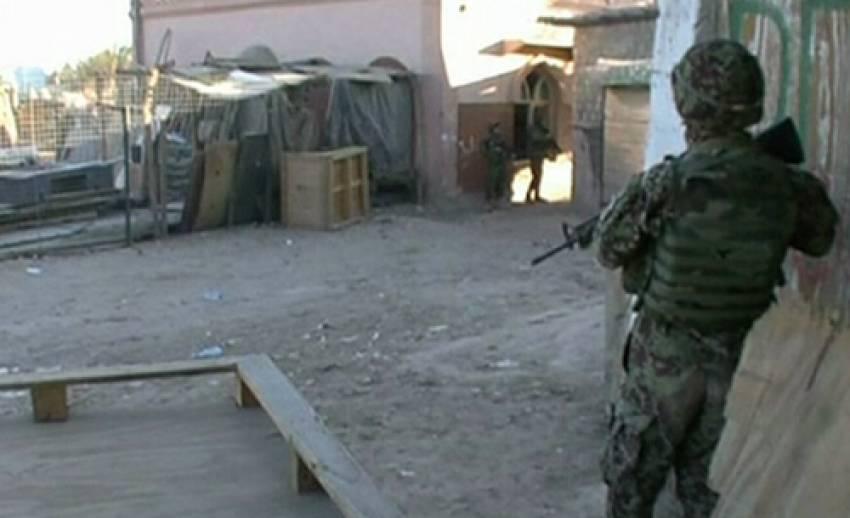กลุ่มตอลีบาน โจมตีฐานทัพอากาศร่วมสหรัฐฯ-อัฟกัน