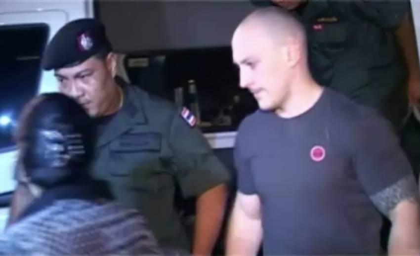 อังกฤษส่งผู้ร้ายข้ามแดนคดีฆ่าทหารสหรัฐฯ ที่ภูเก็ตมาดำเนินคดีในไทย