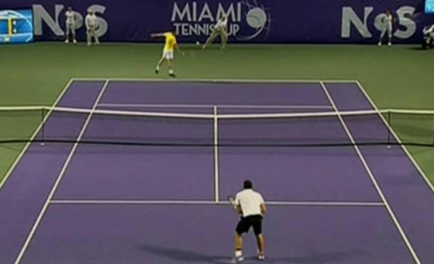 """""""เเอนดี้ ร็อดดิก"""" ยอมรับ มีความสุขหลังแข่งเทนนิสอีกครั้ง แม้จะพลาดแชมป์ในบ้านเกิดตัวเอง"""