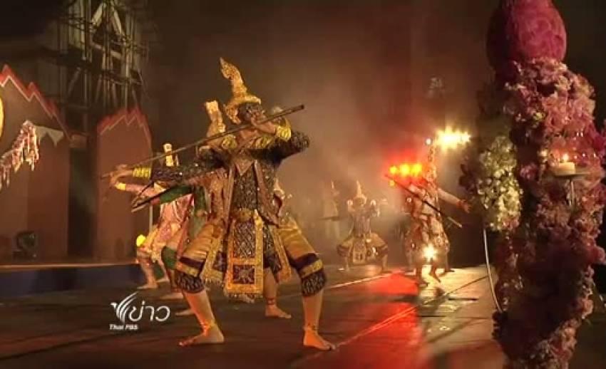ความงดงามของวัฒนธรรมไทย ในงานฉลองมงคลสมรส ตั๊ก นภัสรัญชน์ และ ป๊อก ปิยธิดา