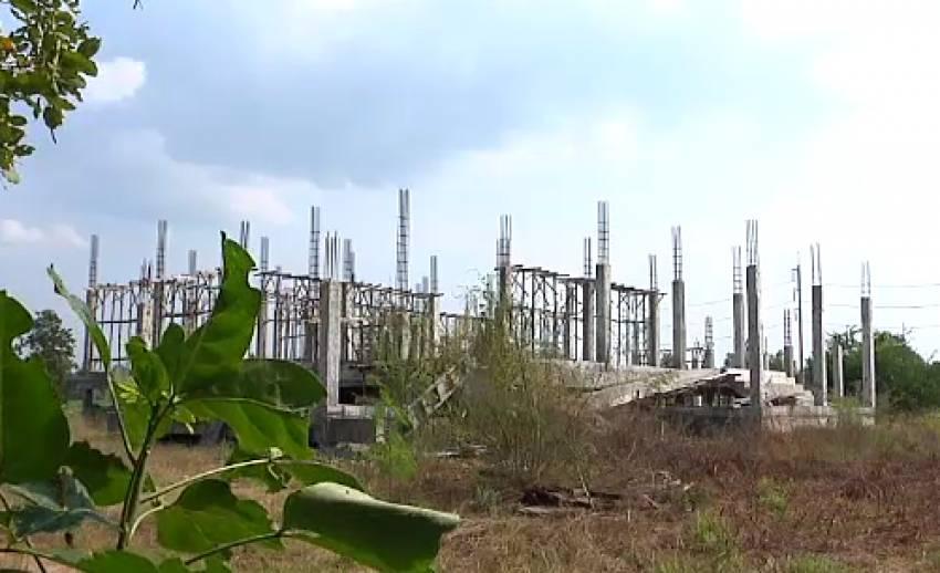 ยกเลิกสัญญาโครงการก่อสร้างสถานีตำรวจทั่วประเทศ