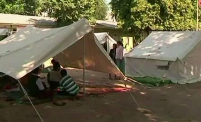 ชาวพม่ายังผวาแผ่นดินไหว ทางการเร่งช่วยเหลือ แต่ประสบปัญหาการคมนาคม-สื่อสารใช้ไม่ได้