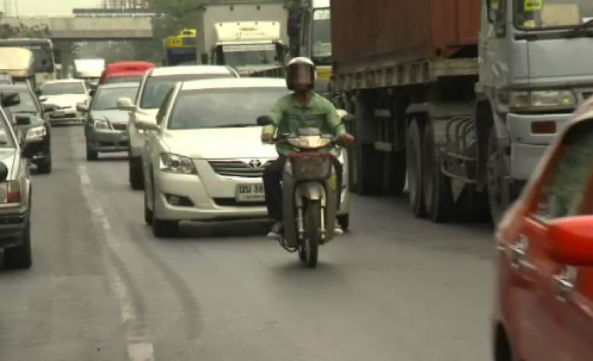 WHO ระบุไทยมีปัญหา การบังคับใช้กฎหมายจราจร