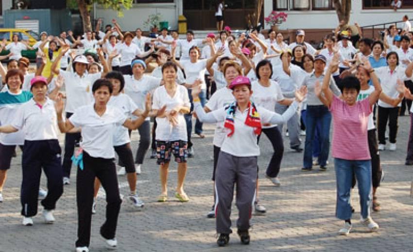 """""""หมอเกษม"""" ชี้ 10 ปีหน้า คนไทยสุขภาพดี ต้องยึด 4 มิติ กาย จิต สังคม จริยธรรมปัญญา"""