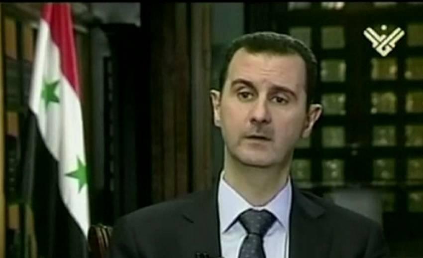 ผู้นำซีเรียยืนยันรัสเซียข้อตกลงขายอาวุธให้รัฐบาล