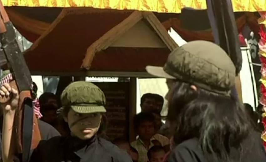 ชาวกัมพูชาจัดงานรำลึก 30 ปีเขมรแดง