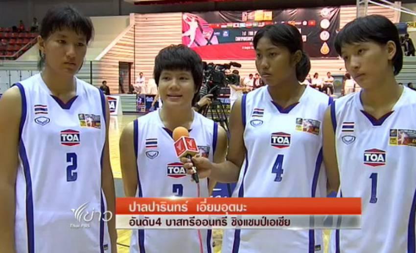 บาส 3 คนความหวังใหม่วงการบาสฯไทย