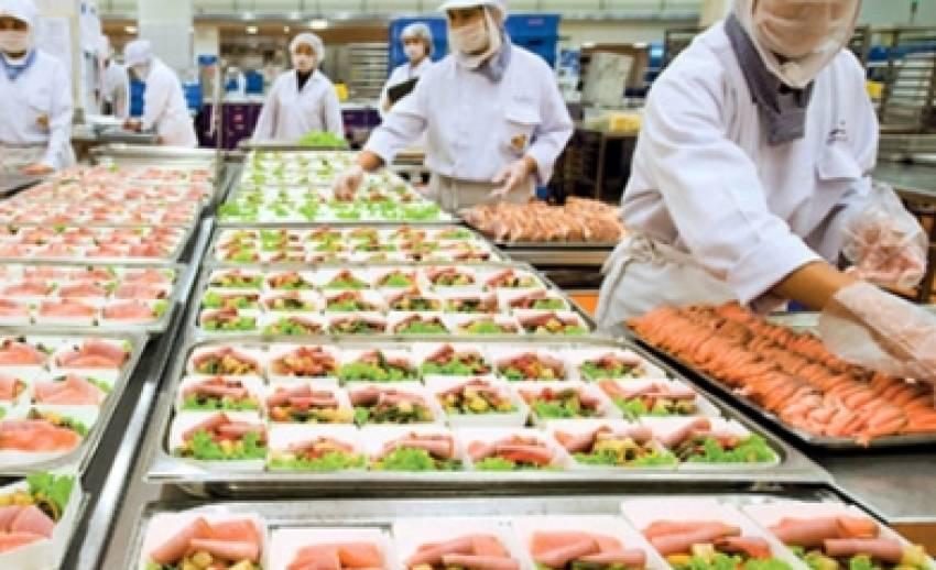 ดัชนีอุตฯอาหารดิ่งสุดเป็นประวัติการณ์ เหตุค่าผันผวน-อากาศร้อนจัด