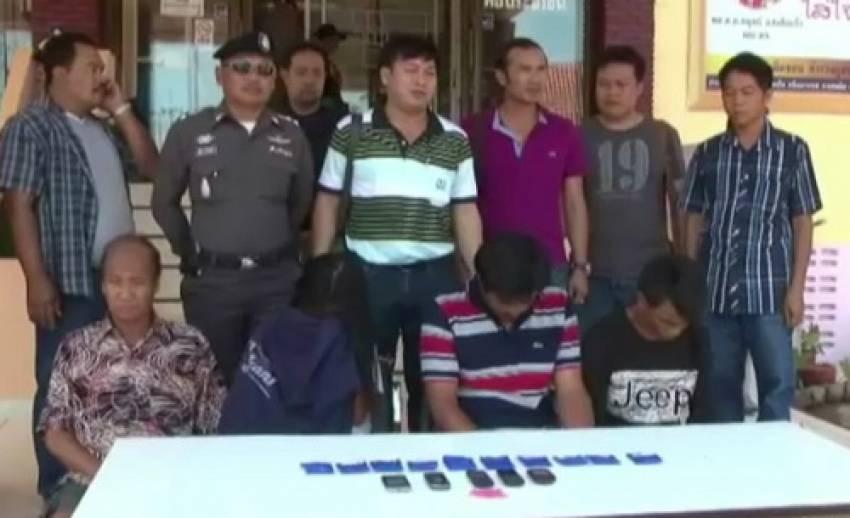ตำรวจภูธรภาค 4 จับเครือข่ายยาเสพติดภาคอีสาน ยึดยาบ้า 2,000 เม็ด