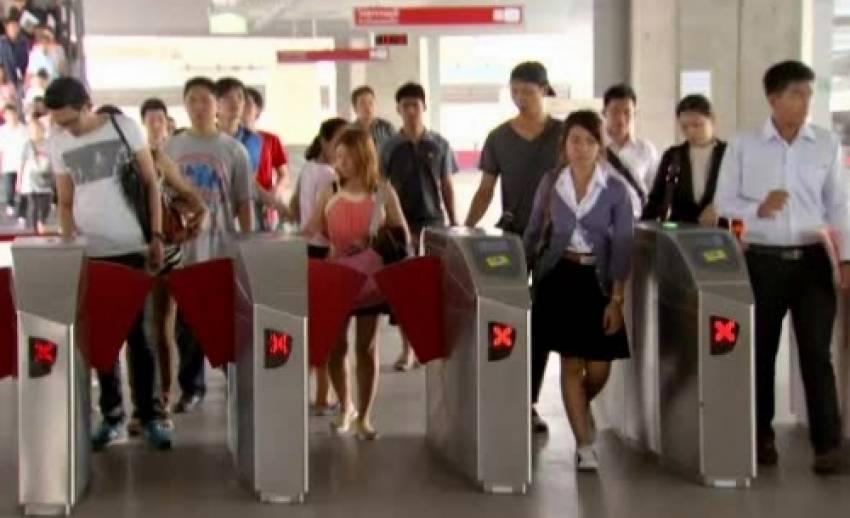 """""""แอร์พอร์ตลิงค์"""" เร่งเชื่อมโยง """"รถไฟใต้ดิน-บีทีเอส"""" ดึงผู้ใช้บริการมากขึ้น"""