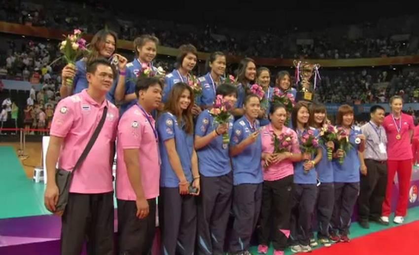 เปิดเบื้องหลังสารคดีวอลเลย์บอลสาวไทยที่จีน เริ่มตอนแรก 6 มิ.ย.นี้