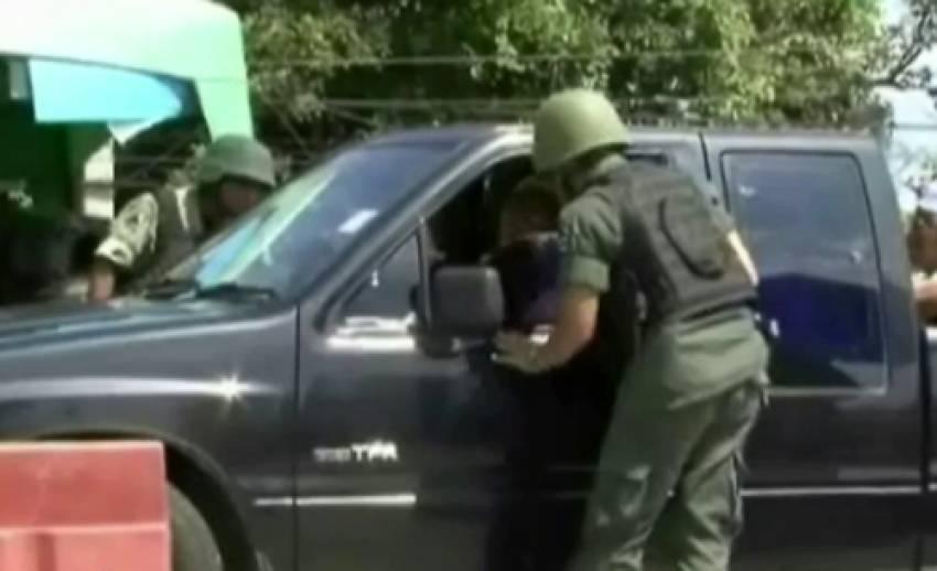 จ.ยะลา คุมเข้มตรวจสอบรถต้องสงสัยประกอบระเบิด