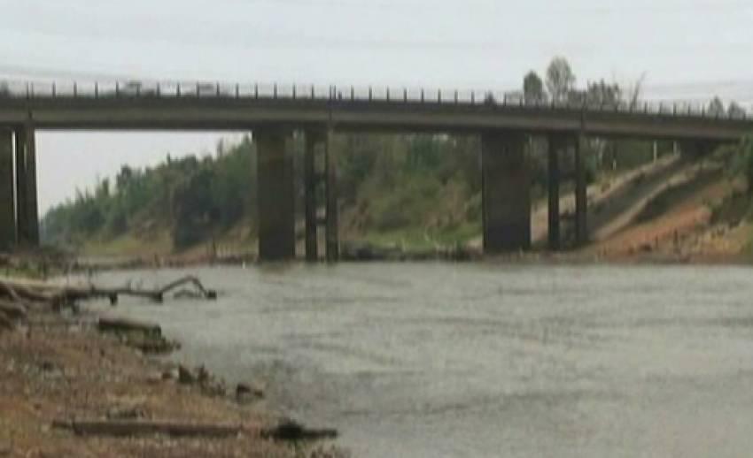 แม่น้ำชีเข้าขั้นวิกฤต หลังภัยแล้งมหาสารคามรุนแรง