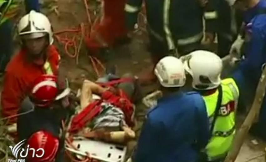 เกิดอุบัติเหตุรถโดยสารตกเหวในมาเลเซีย คนไทยเจ็บ 1