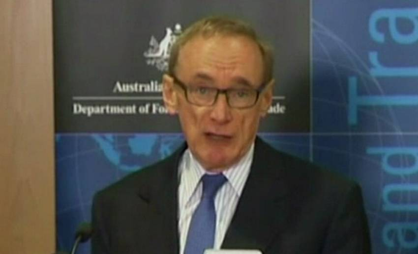 ออสเตรเลียเชื่อซีเรียใช้อาวุธเคมี