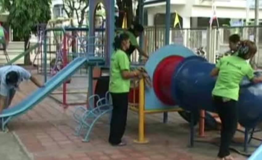 โรงเรียนอนุบาลในจังหวัดสงขลาสั่งปิดเรียนชั่วคราว หลังโรคมือเท้าปากระบาด