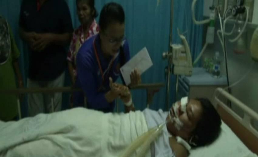 นักเรียนจ.ปัตตานีที่ถูกบาดเจ็บสาหัส 2 คน อาการปลอดภัยแล้ว