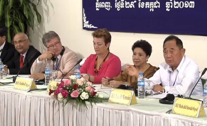 คณะผู้สังเกตการณ์ต่างชาติเผยเลือกตั้งกัมพูชา มีความเสรีและเป็นธรรม