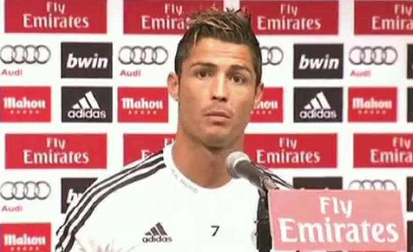 โรนัลโด้เตรียมรับค่าจ้างนักเตะสูงสุดในสเปน