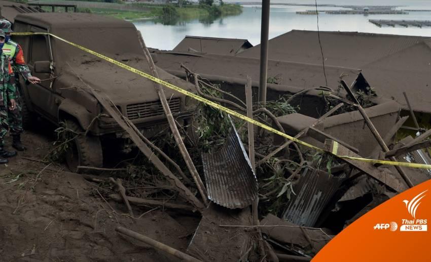 แผ่นดินไหวที่บาหลีของอินโดนีเซีย เสียชีวิต 3 เจ็บ 7 คน
