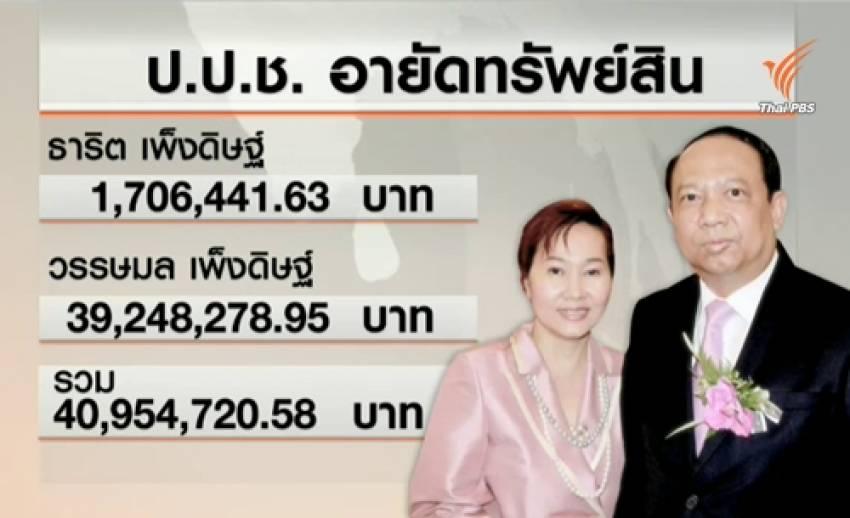 """""""ธาริต"""" พร้อมแจงที่มาทรัพย์สิน 40.9 ล้านบาท หลัง ป.ป.ช. สั่งอายัด"""