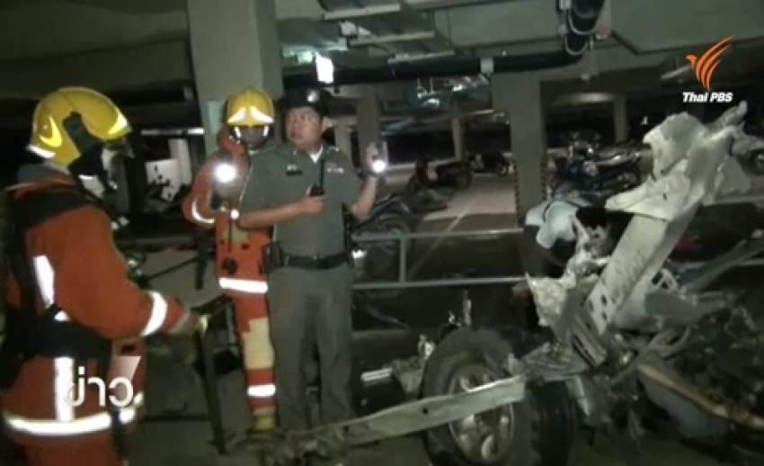 ตำรวจให้น้ำหนักระเบิดเซ็นทรัลฯ สมุย หวังผลการเมือง