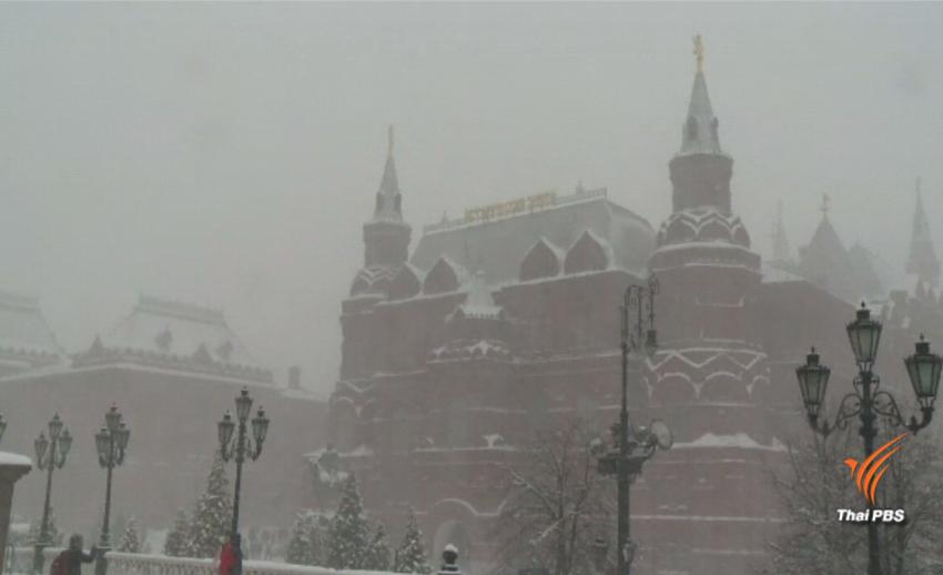หลายประเทศยุโรปเผชิญหิมะตกหนัก