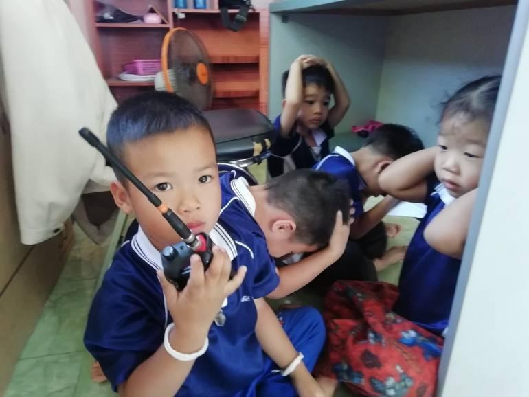 ภาพ : สมาคมกู้ภัยวังเหนือ จ.ลำปาง