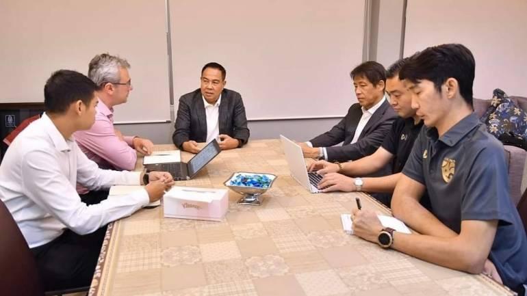 ภาพ : สมาคมกีฬาฟุตบอลแห่งประเทศไทยฯ