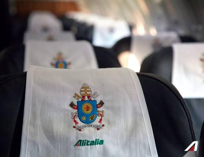 ภาพ : Alitalia