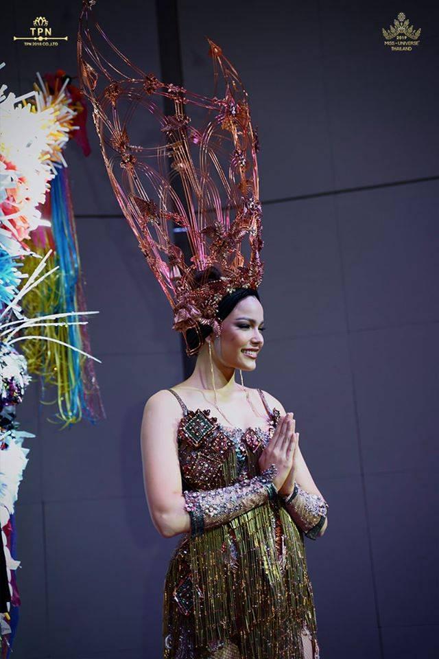 ภาพ : Miss Universe Thailand 2019