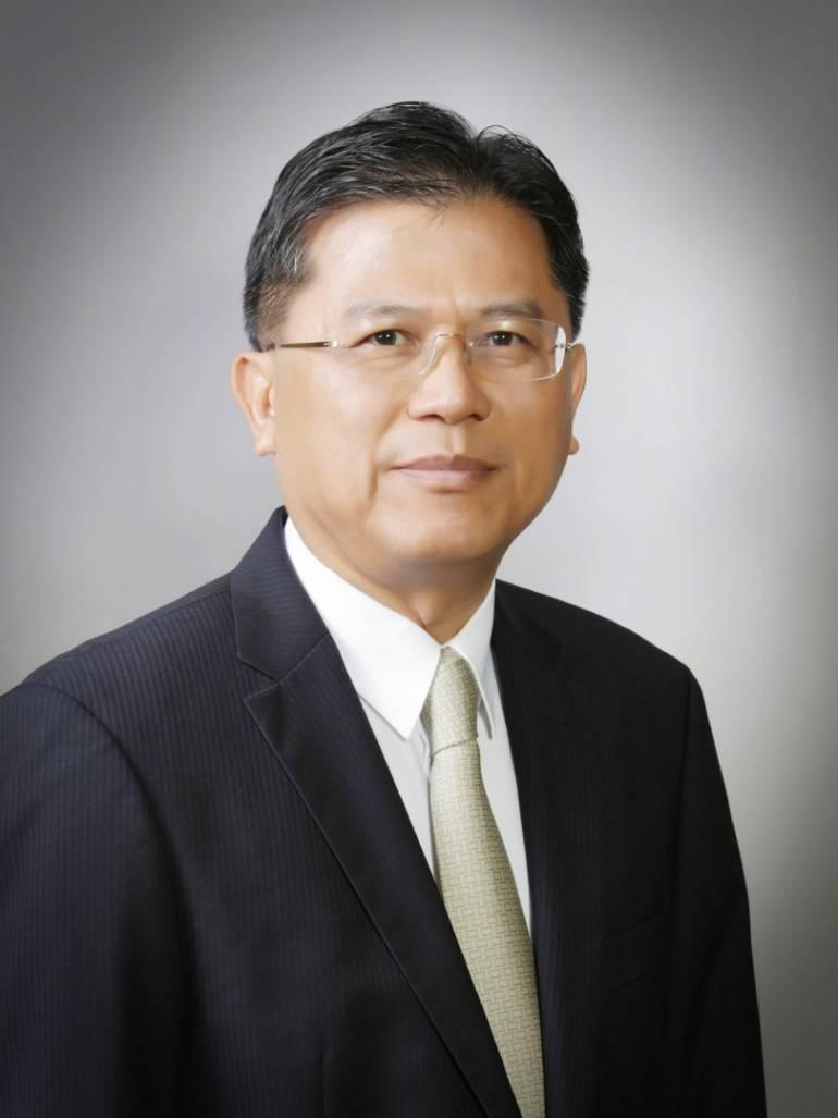 นายปรีดี ดาวฉาย กรรมการผู้จัดการ ธนาคารกสิกรไทย