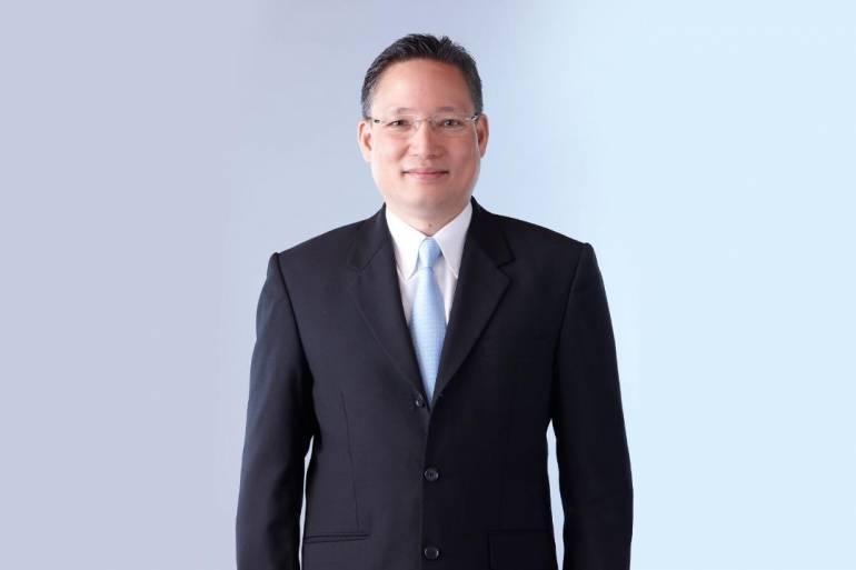นายผยง ศรีวณิช กรรมการผู้จัดการใหญ่ ธนาคารกรุงไทย