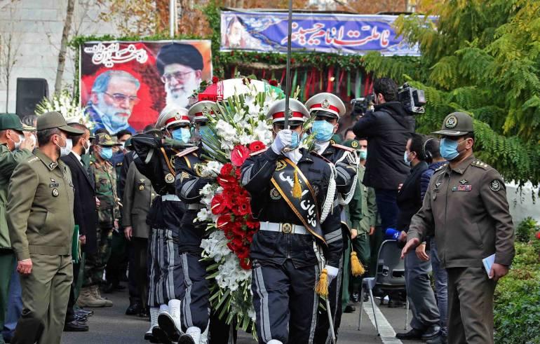 ภาพ : AFP PHOTO / HO /IRANIAN DEFENCE MINISTRY