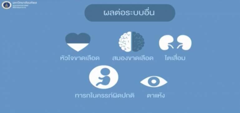 , ศิริราช แนะรับมือฝุ่น PM 2.5 ชงปรับเกณฑ์เตือนกลุ่มเปราะบาง