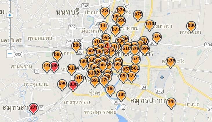 , 33 จังหวัดทั่วไทยเจอพิษฝุ่นจิ่ว-กทม.อ่วม 3 วันติด