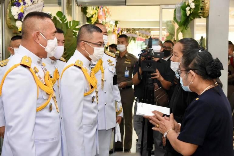 ภาพ : เฟซบุ๊ก โปลิศไทยแลนด์ - Police Thailand News