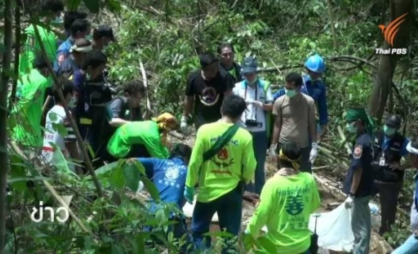 ขุดหลุมฝังศพบนเทือกเขาที่ปาดังเบซาร์ พบแล้วรวม 30 ศพ