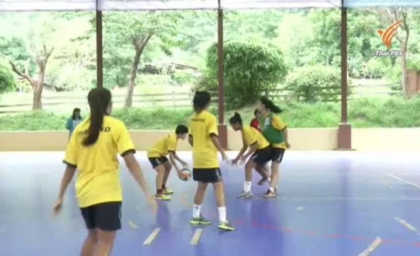 ทีมเนตบอลตั้งเป้าคว้าเหรียญซีเกมส์