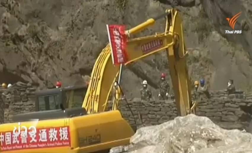 เจ้าหน้าที่จีนเร่งเปิดเส้นทางเชื่อมต่อทิเบต-เนปาล