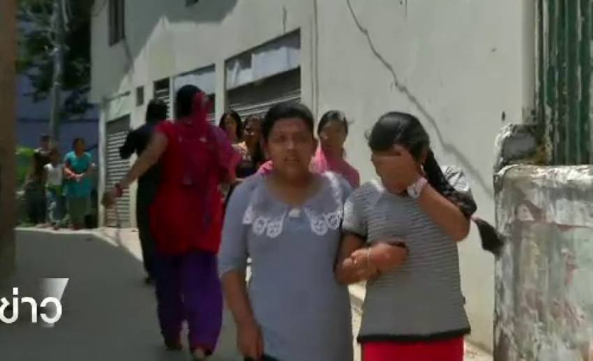 เหตุแผ่นดินไหวซ้ำที่เนปาล เสียชีวิตอย่างน้อย 29 คน