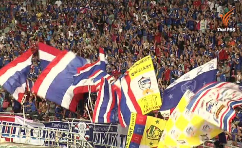 รมว.ท่องเที่ยวฯ เดินหน้าผลักดันโครงการบอลไทยสู่บอลโลก