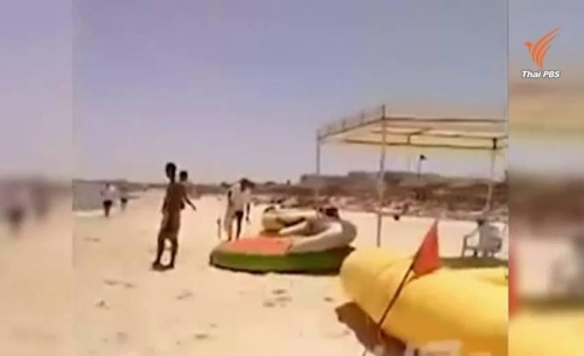 อังกฤษเตือนนักท่องเที่ยวอาจเกิดเหตุก่อการร้ายซ้ำในตูนีเซีย