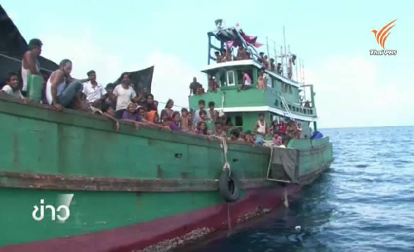 ประเทศในอาเซียนช่วยเหลือโรฮิงญา