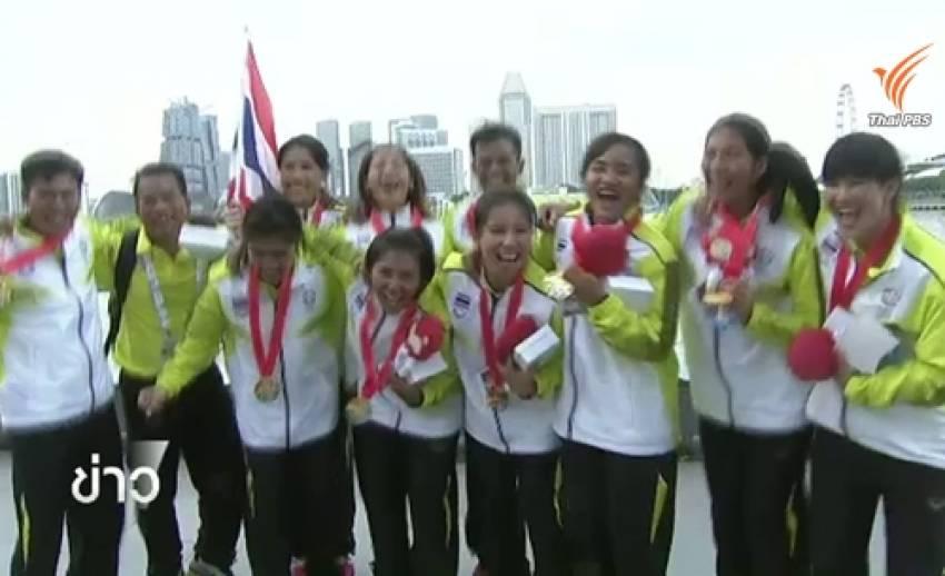 เตรียมเงินอัดฉีดทัพนักกีฬาไทยกว่า 145 ล้านบาท