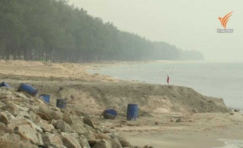 เจรจาไกล่เกลี่ยโครงการป้องกันคลื่นกัดเซาะหาดสมิหลา-ชลาทัศน์ ไม่ได้ข้อยุติ