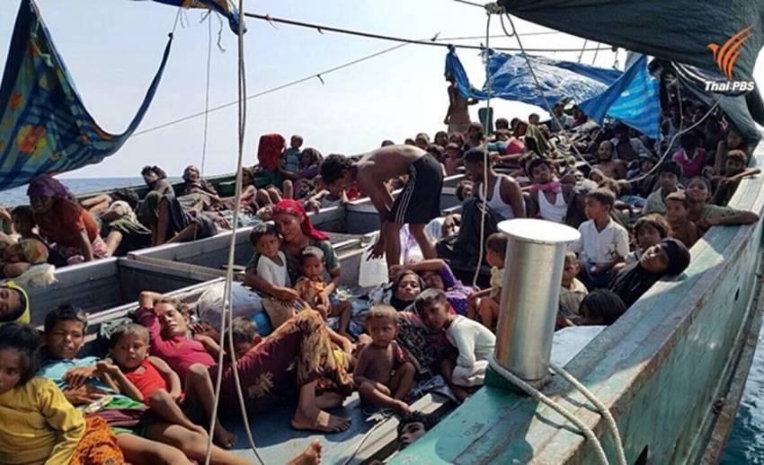 สรุปข่าวเด่นปี 58 : ปัญหาผู้อพยพชาวโรฮิงญา