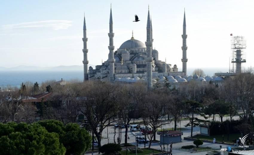 """ตุรกีเชื่อเหตุระเบิดในอิสตันบูลเป็นฝีมือ """"ไอเอส"""""""
